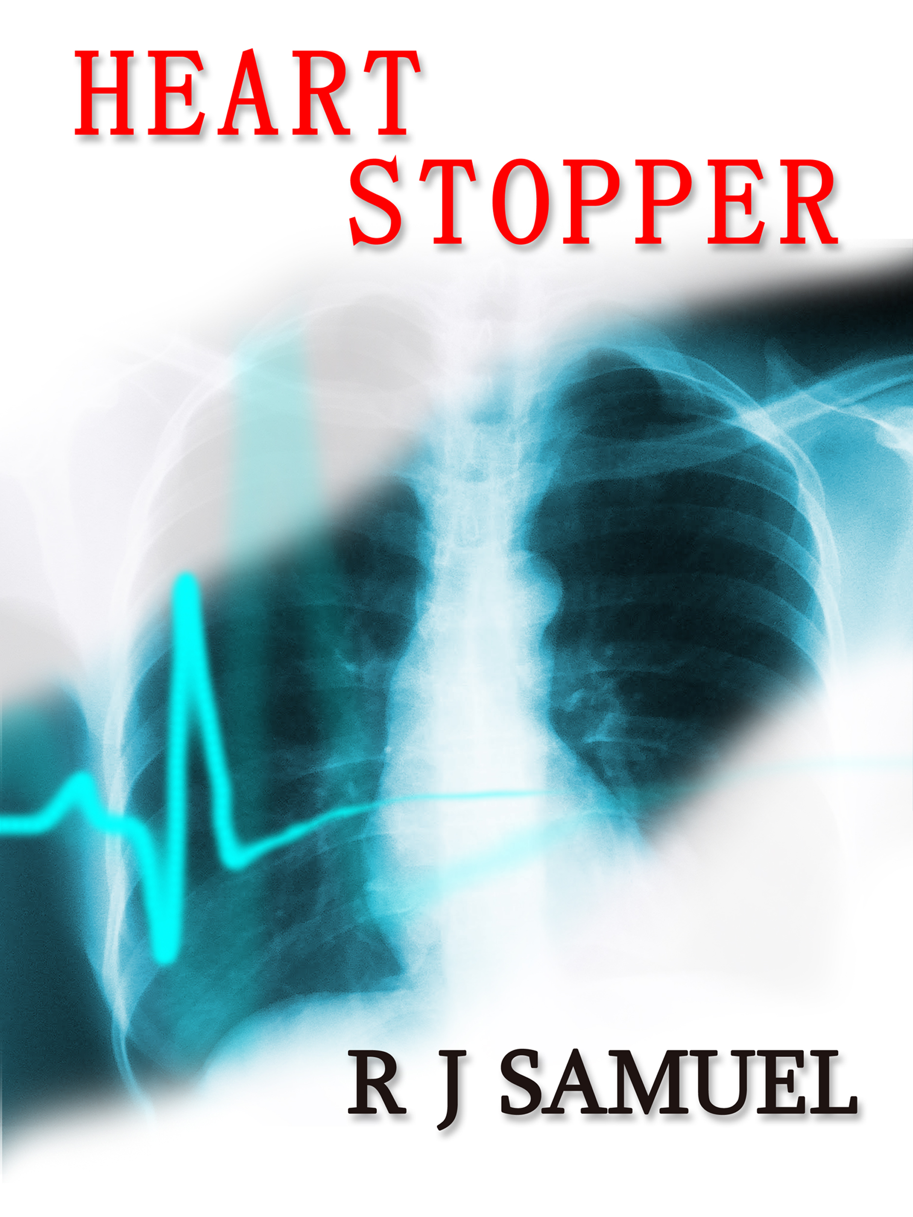 Heart Stopper Front Cover
